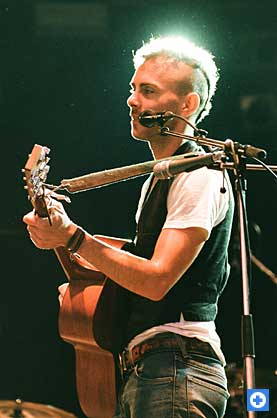 Asaf Avidan and the Mojos
